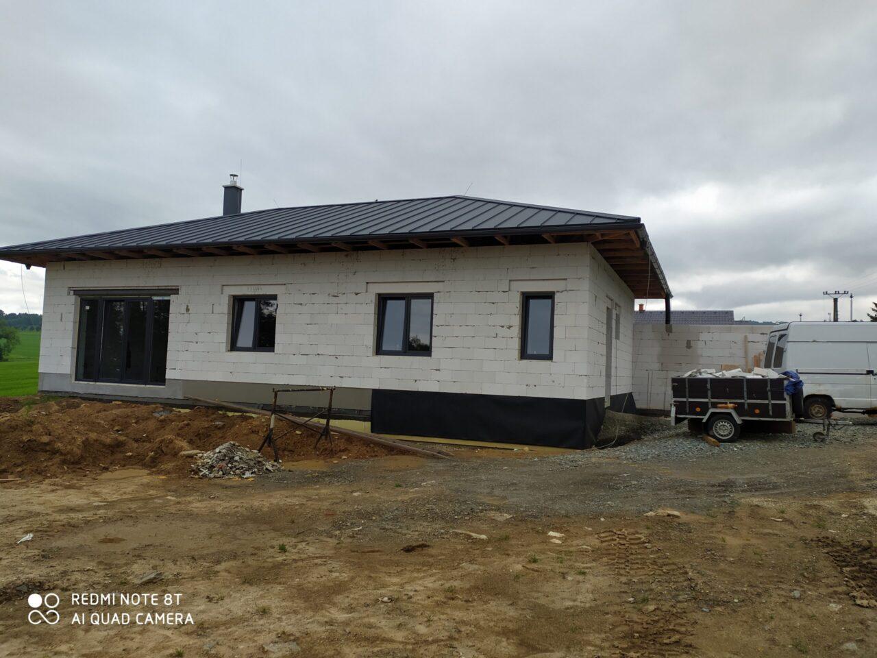 Rodinný dům Hrabišín